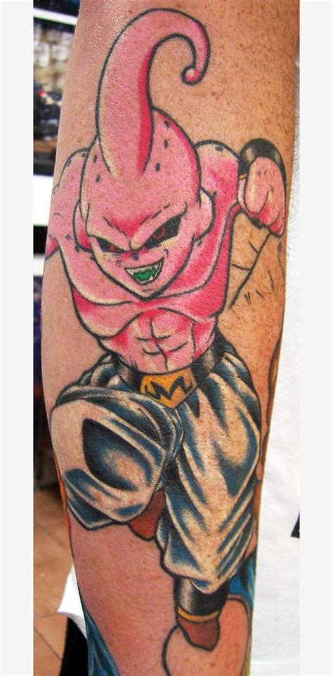dragon ball tattoos heroes and villains the dao of