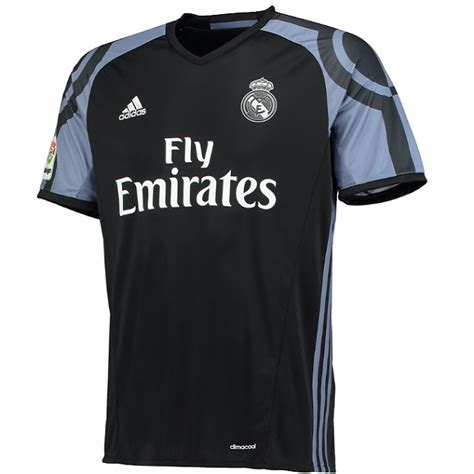 Official Real Madrid 3rd 1617 quot quot 16 17 footykits ru 2018 2019