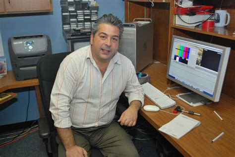 communication arts radio station marywood university the man behind the wvmw fm curtain mengoni helps students