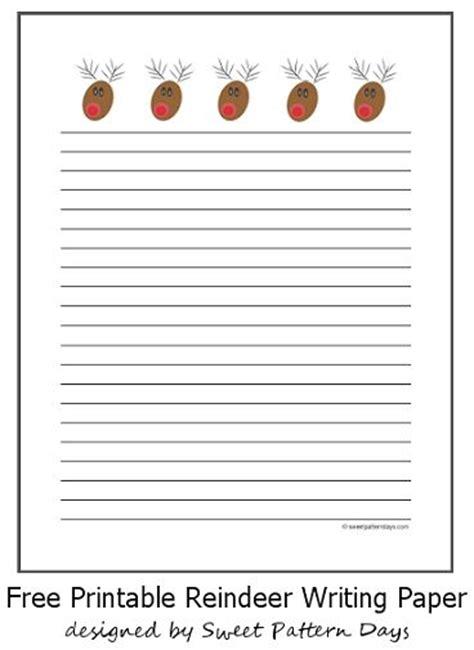free printable snowman lined paper christmas writing paper printable kindergarten writing