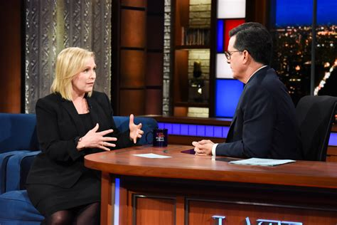 kirsten gillibrand late show portugal the man performs quot live in the moment quot on colbert