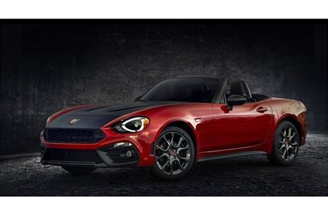 2017 fiat 124 spider best sports car for the money u s