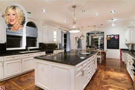 tori spelling home decor kitchen makeover inspiration from famous moms coldwell