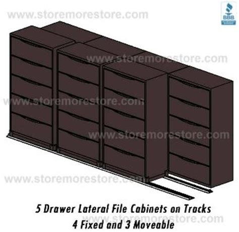 File Drawer Problem by Sliding Mobile Shelves The Store