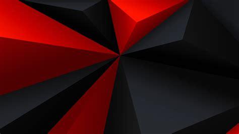 wallpaper black red 3d red and black 4k wallpaper wallpapersafari