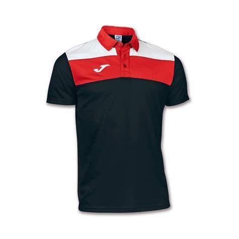 Kaos Kerah Asics polo joma crew negro blanco rojo soloporteros es ahora