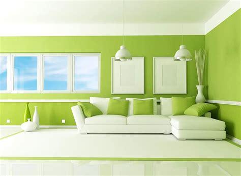 warna cat dinding ruang tamu bagus hijau ruang