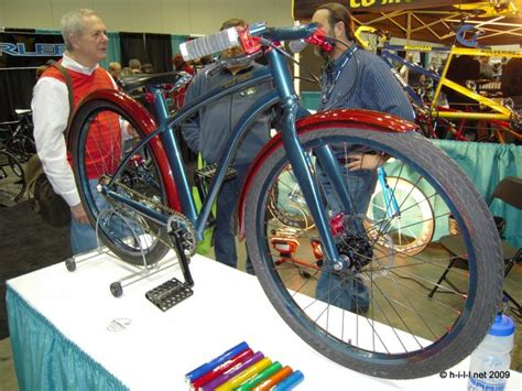 American Handmade Bicycle Show - the bicycle mechanic the american handmade bicycle show