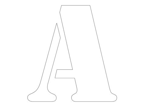 printable stencil numbers and letters printable free stencil letters and numbers