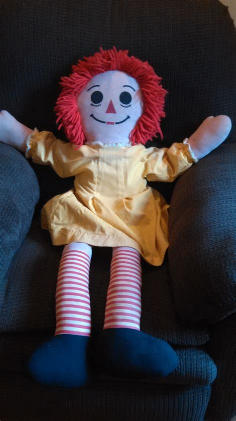 3ft china doll raggedy doll artifact collectors