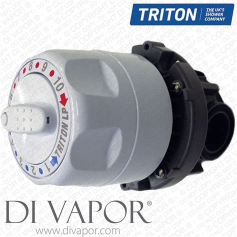 low pressure thermostatic bath shower mixer triton lp low pressure thermostatic shower cartridge