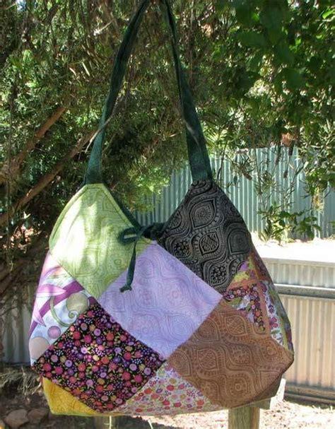 charm square bag free sewing pattern