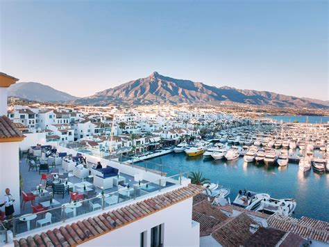 porto banus discover the restaurants and clubs in ban 250 s