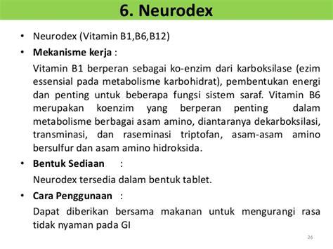 Vitamin Neurodex konseling hipertensi