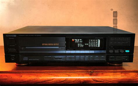 excellent kenwood dp 990sg vintage cd player with pcm dac