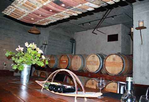 barrel room oakland oakland s new cerruti cellars winery food gal