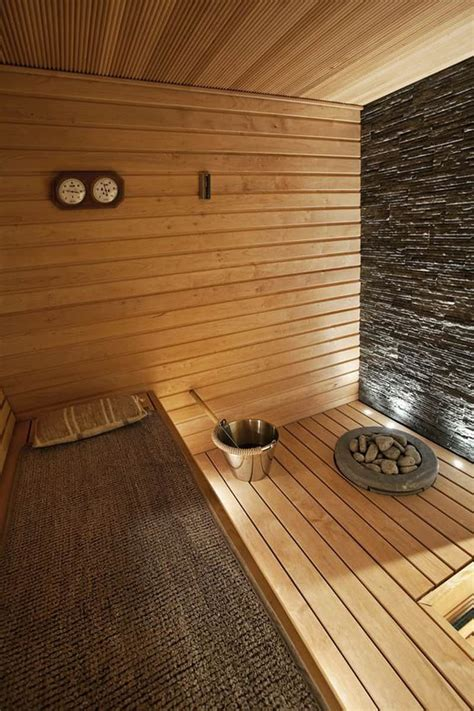 sauna ideen 35 spectacular sauna designs for your home