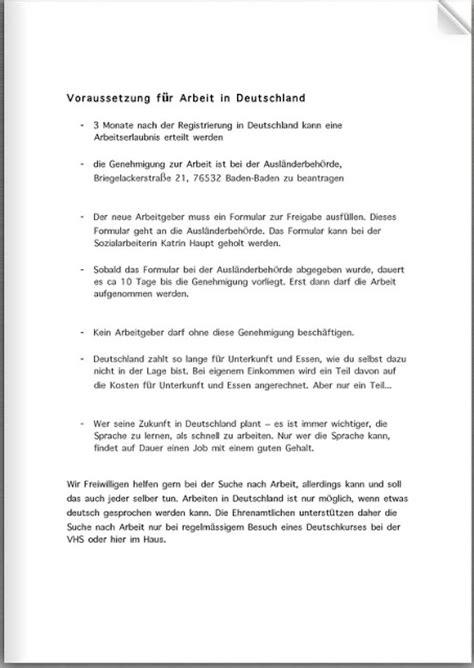 Vorlage Antrag F R Bildungsgutschein Fl 252 Chtlingshilfe Baden Baden Arbeit