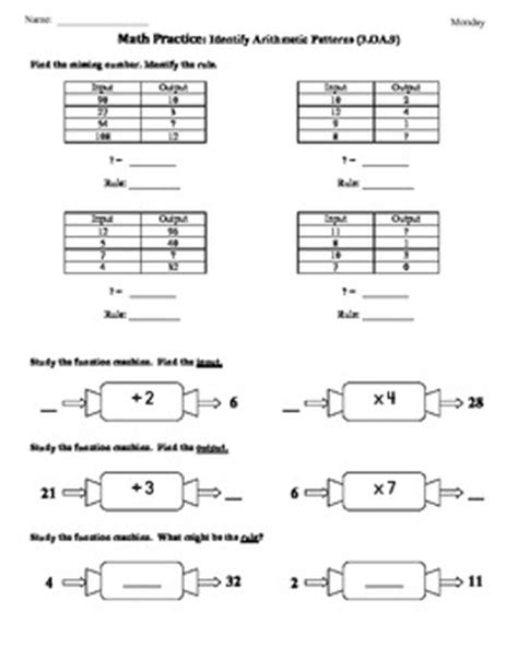 html input pattern integer input output math worksheets wiildcreative
