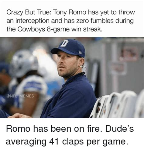 Romo Interception Meme - 25 best memes about intercepted intercepted memes