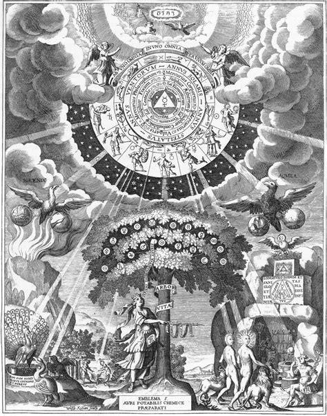 A Tradição Hermética e a Maçonaria (Parte III) | O Ponto