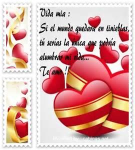Mensajes y tarjetas de amor para mi novio pensamientos de amor para mi