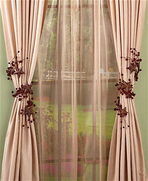 primitive curtain tie backs wall decorations wall wine rack affordable decorations