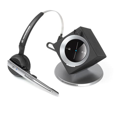 Headset Sennheiser officerunner wireless headset essential bundle