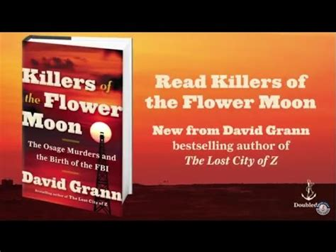 summary of david grann s killers of the flower moon key takeaways analysis books killers of the flower moon by david grann on sale april