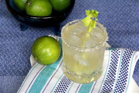 Handmade Margarita - margarita recipe glow kitchen