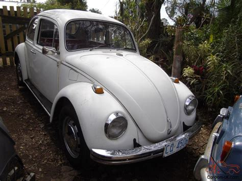 original volkswagen beetle vw 1970 beetle genuine 40000 klms great condition in qld