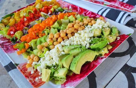 color me pretty color me pretty salad modern honey