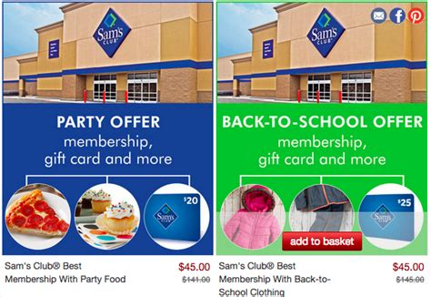 Sam S Club Gift Card Balance - last day sam s club membership 20 gift card 22 in freebies