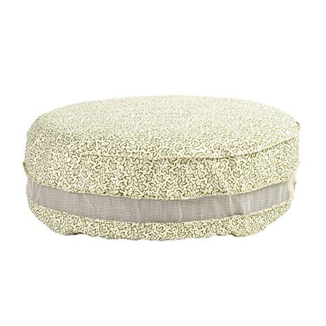 oversized ottoman covers oversized round ottoman cover ballard designs