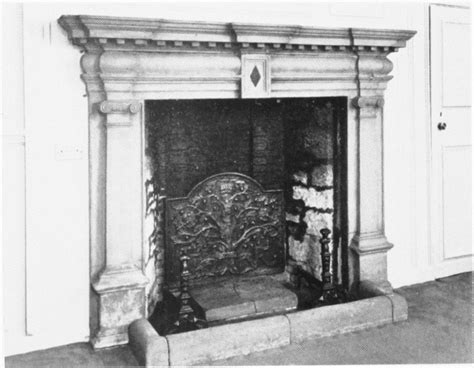 17th Century Fireplaces by Plate 126 Late 17th Century Fireplaces History