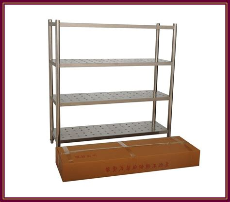 Kitchen Racks And Shelves china kitchen shelf racks for storage made of steel rsh2