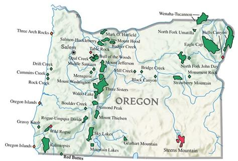 map of oregon rivers southern oregon coast map quotes