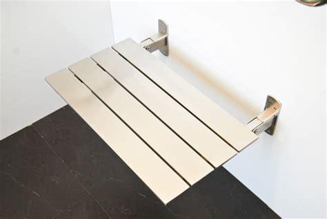 stainless steel folding shower seat  elderly