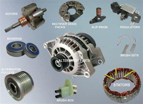 Vosteon 1 Box alternator repair parts