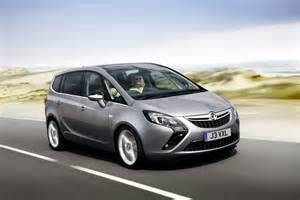 Opel Zafire 2012 Opel Zafira Tourer Video