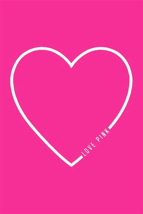 iphone wallpaper pink vs victoria s secret pink wallpaper pink pinterest