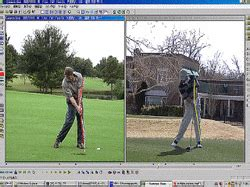 golf cameras swing analysis lesson details tom fielding golf