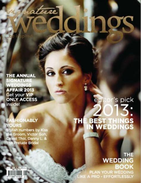 Wedding Magazin by Signature Wedding Magazine Featuring Wedding