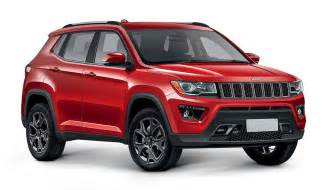 Jeep C Jeep 551 Jeep C Suv Rendered Ahead Of Sao Paulo Debut