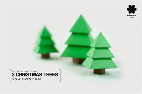 Papercraft Trees - trees by katokami diy papercraft kits on behance