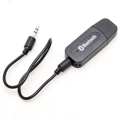 Usb Bluetooth Stereo Receiver 3 5mm Audio For Car Speaker usb bluetooth receiver adapter 3 5mm stereo audio for iphone4 4s 5 mp3 in other consumer