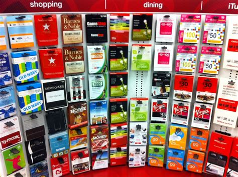 Cvs Gift Card List - cvs restaurant gift cards lamoureph blog