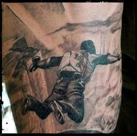 skydiving tattoos 30 bad and questionable tattoos for wh
