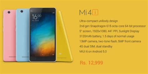 Briliant Swarovski For Xiaomi Mi 4i elephone p8000 vs xiaomi mi 4i specifications features