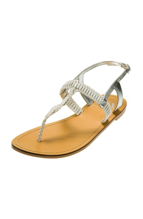 armani exchange slippers armani exchange braided slingback sandal armani shoes